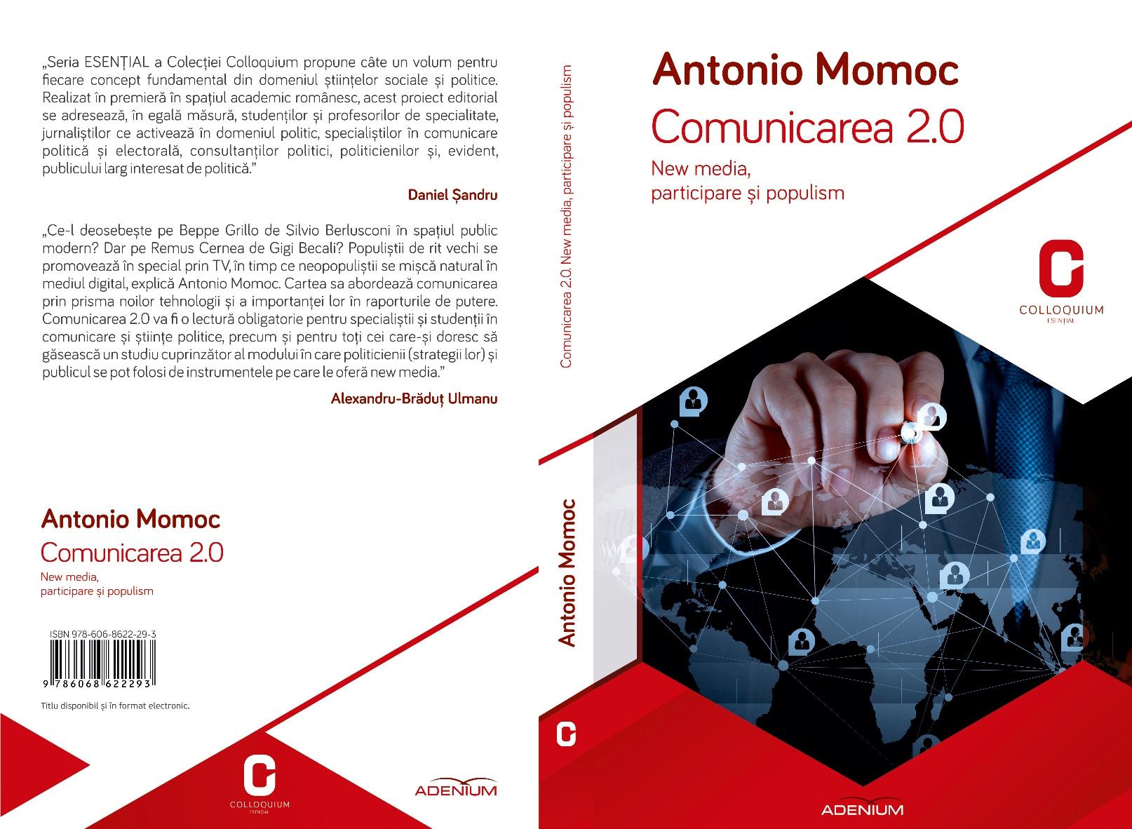 Comunicarea 2.0.  New media, cyber-democrație sau cyber-balcanism?