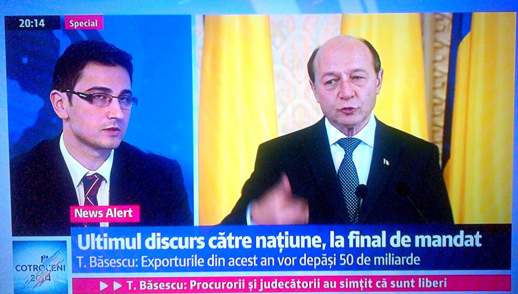 Cum îl ajută Băsescu pe Ponta deconspirându-l