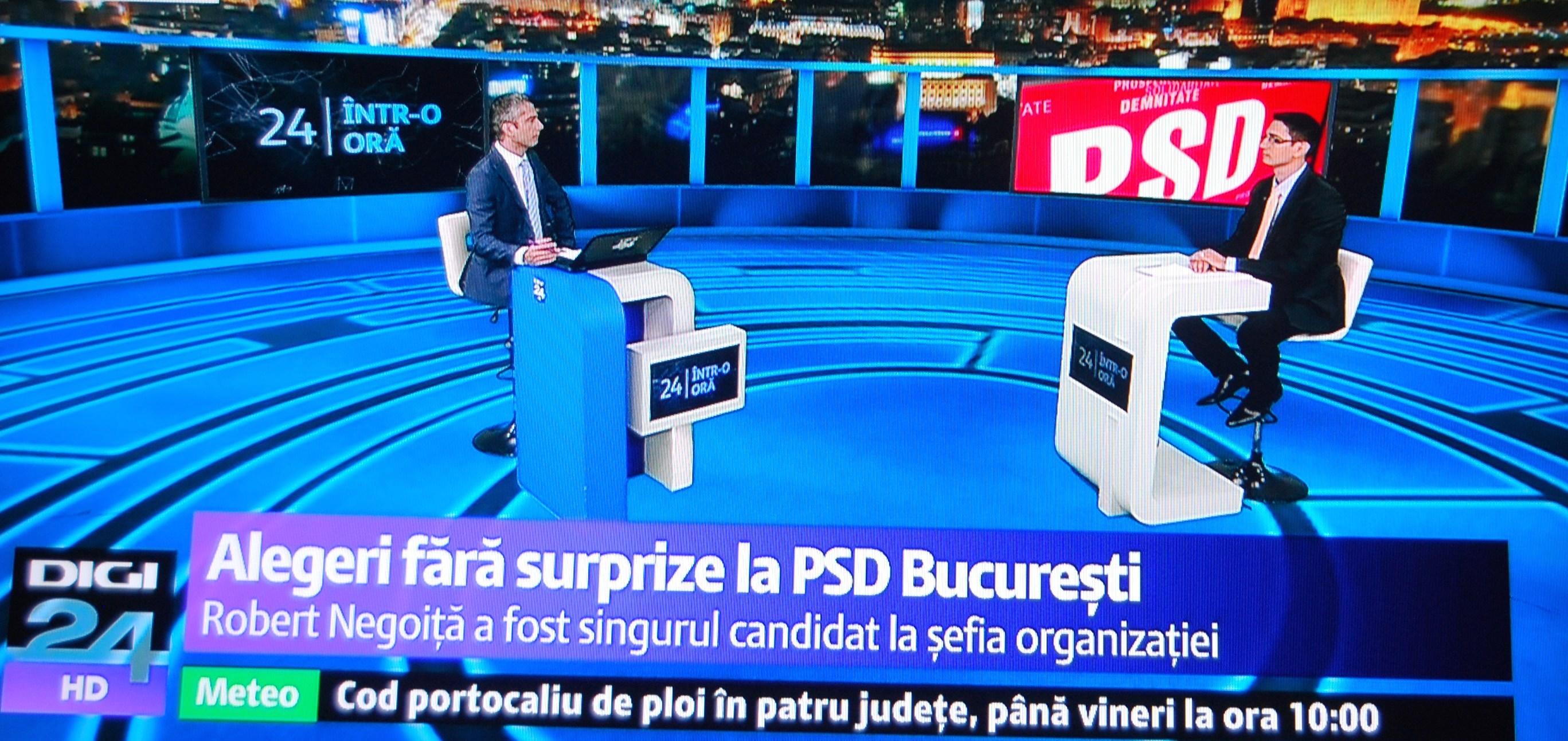 Ce calitati de lider are Robert Negoita pentru sefia PSD Bucuresti
