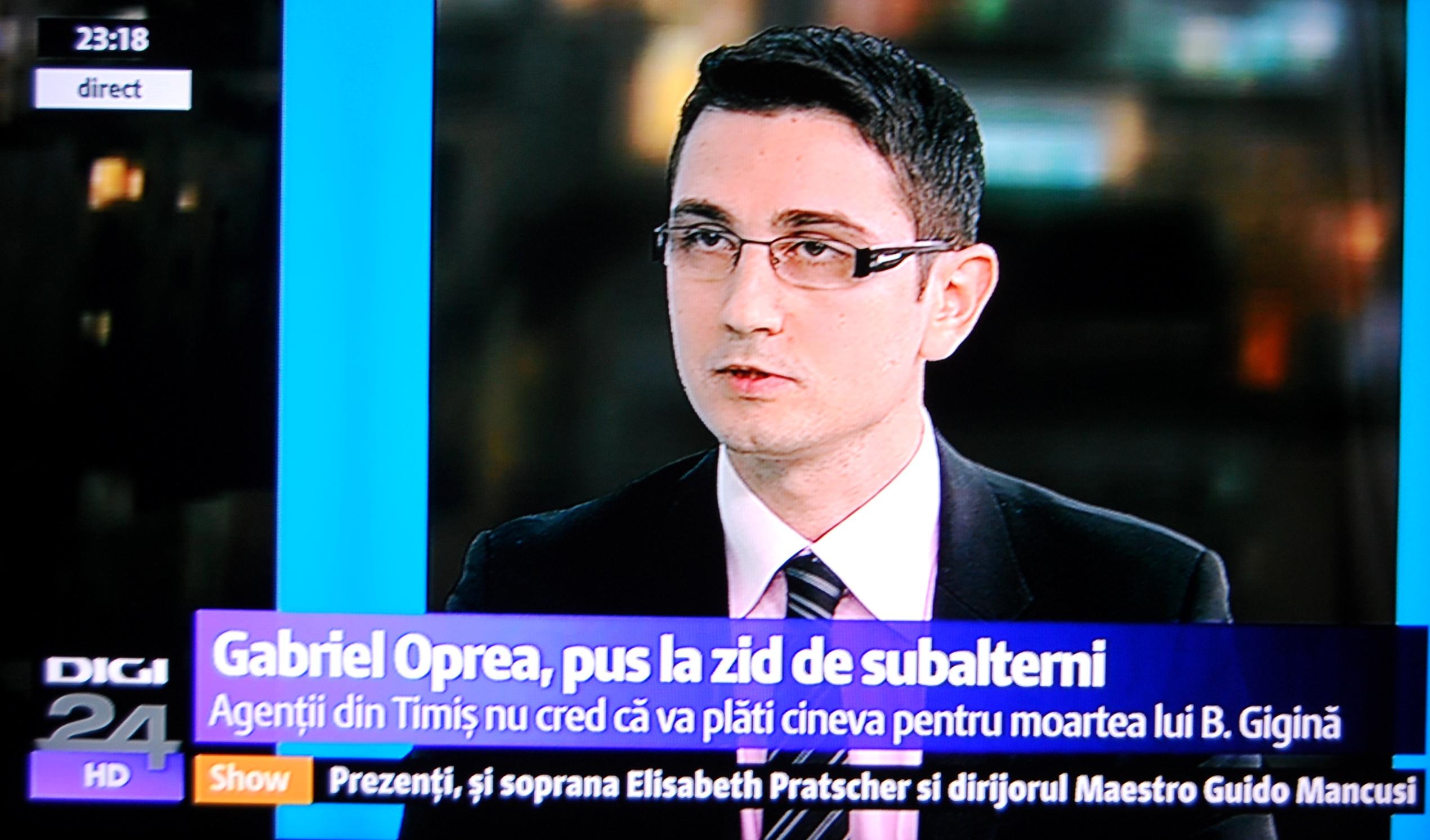 Comunicarea UNPR si intrebarile fara raspuns ale vicepremierului Oprea