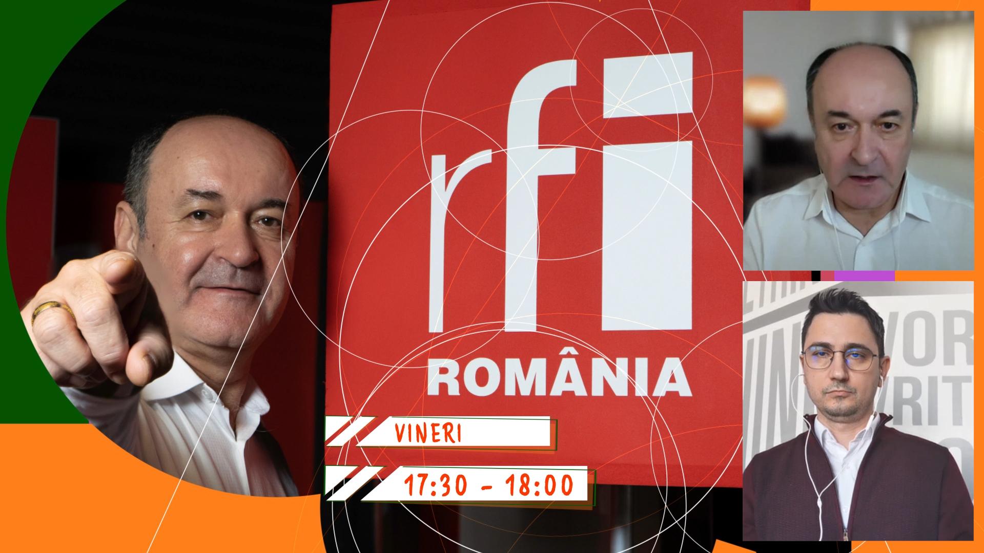 Despre FJSC si impactul noilor tehnologii asupra jurnalismului, la RFI